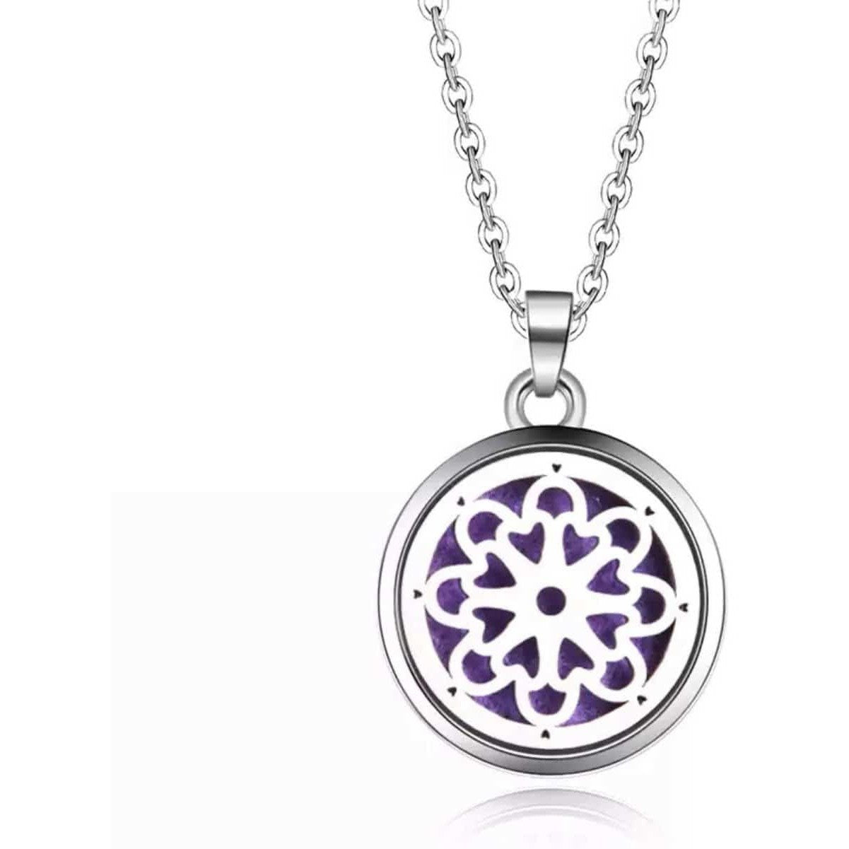 Aromatherapy Diffusing Necklace (Ameba) - Your Oil Tools