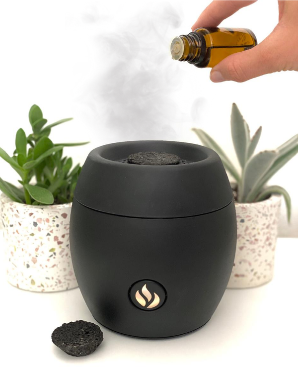 MAIVARA AROMATHERAPY STEAMER - Essential Oil Magic