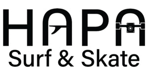 HAPA surf & skate Hawaii.  Used surfboards