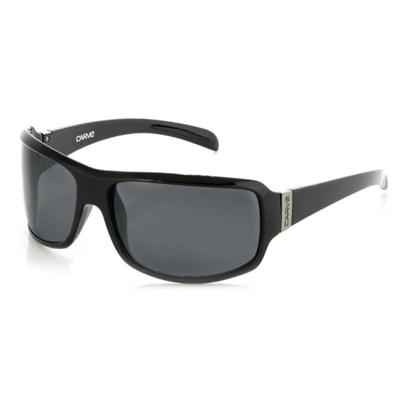 Frothdog Gloss Black Polarized