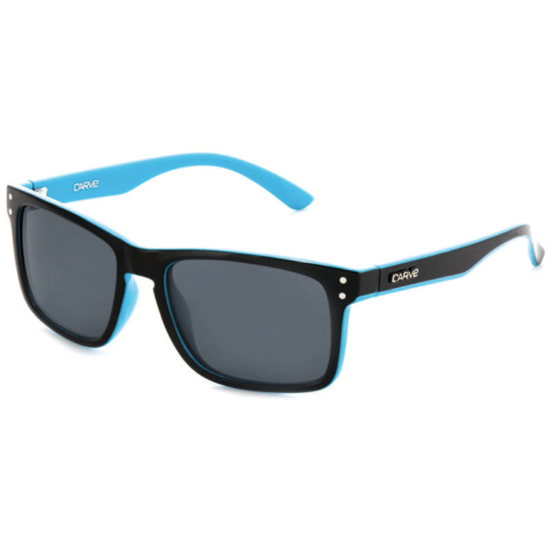 Goblin Gloss Black/Blue Polarized
