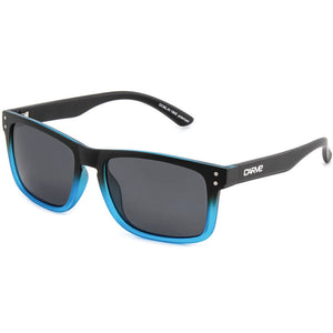 Goblin Matte Black/ Blue Polarized