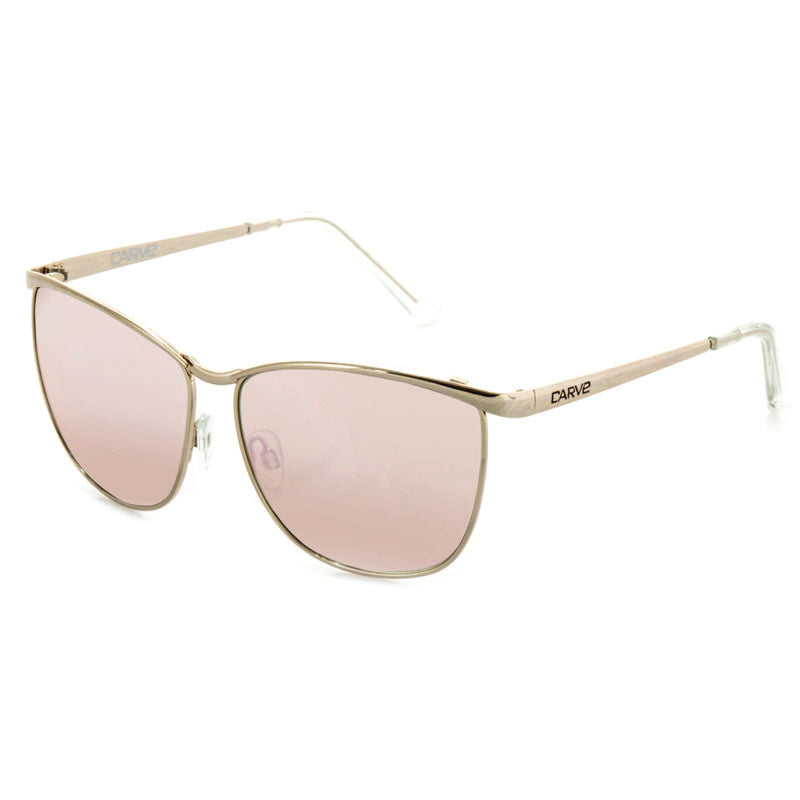 The Amanda Gloss Gold/ Rose Gold Iridium Non Polarized