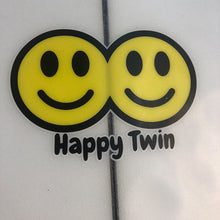 "Load image into Gallery viewer, 5'8"" Happy Twin"