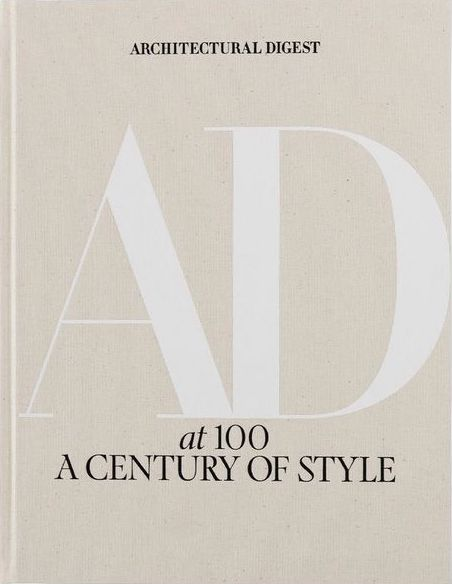 Best Coffee Table Books: Architectural Digest at 100