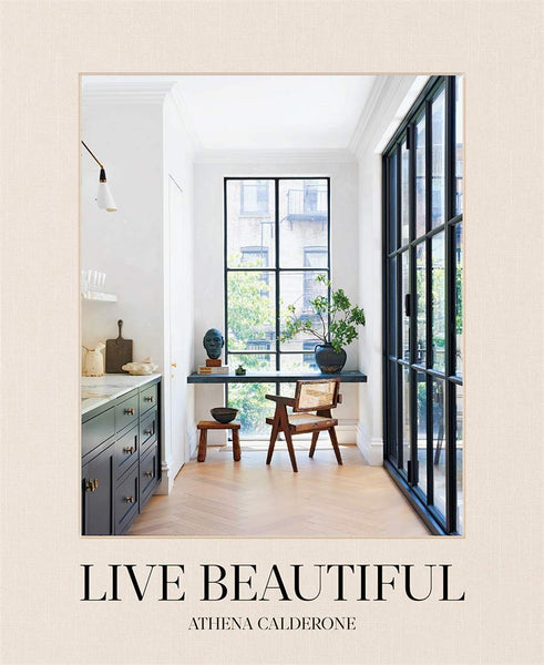 Best Coffee Table Book: Live Beautiful