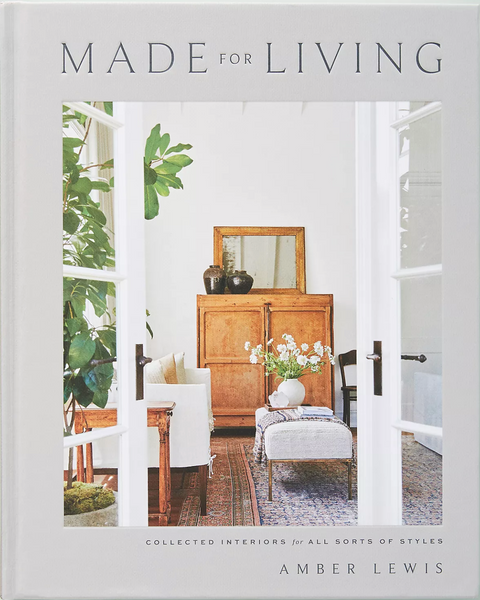 Best Coffee Table Books: Made for Living