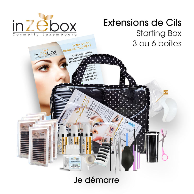 Extensions de Cils - Starting Box