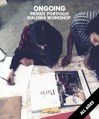 Private Portfolio Building Workshop
