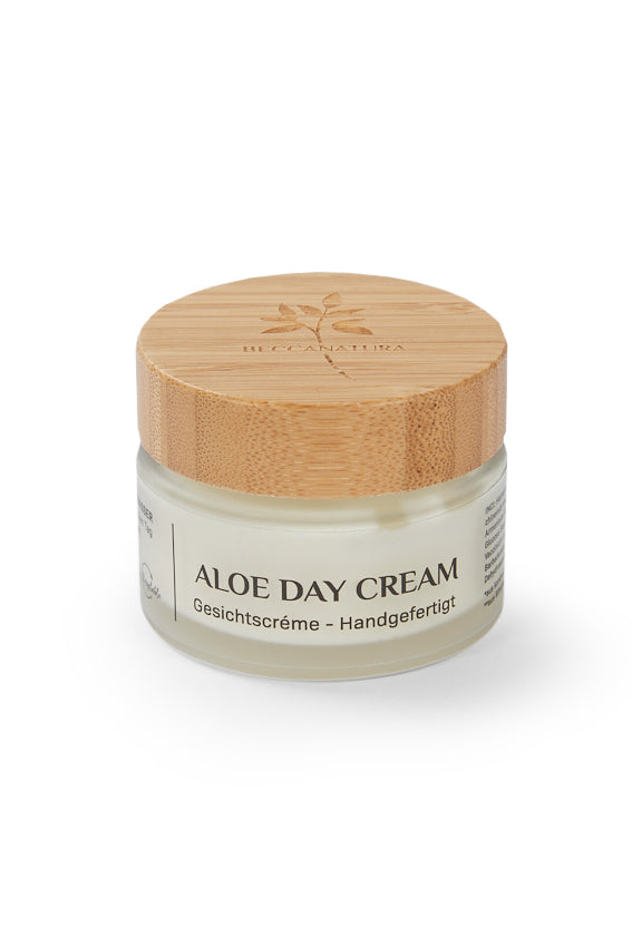Beccanatura Aloe Day Cream