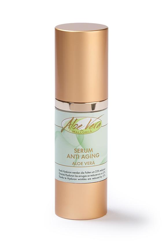 Aloe Vera Anti Aging Serum - Balz and Rolf