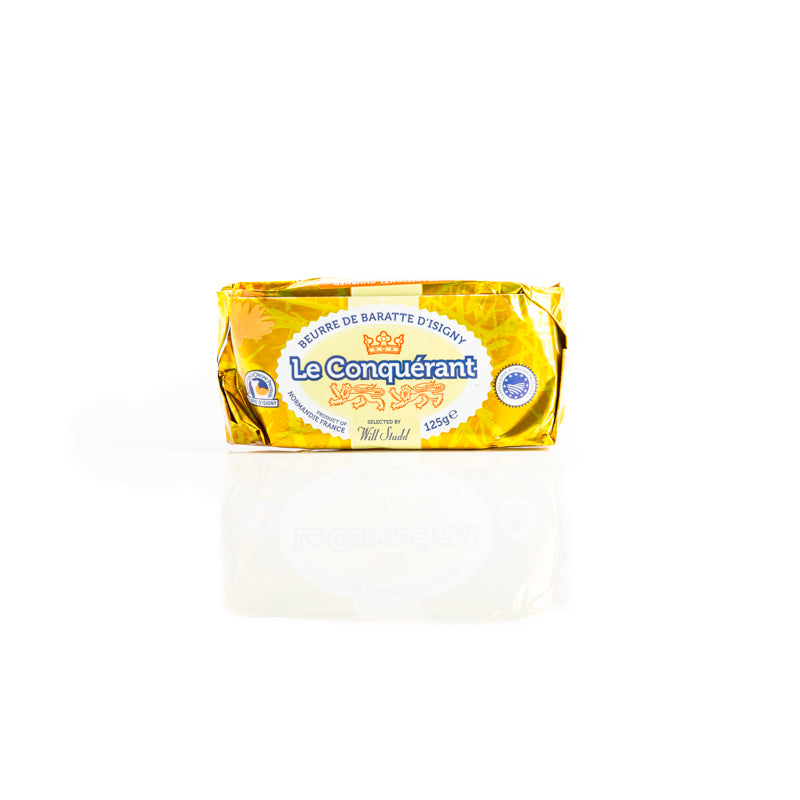 French Le Conquerant Butter - 125G