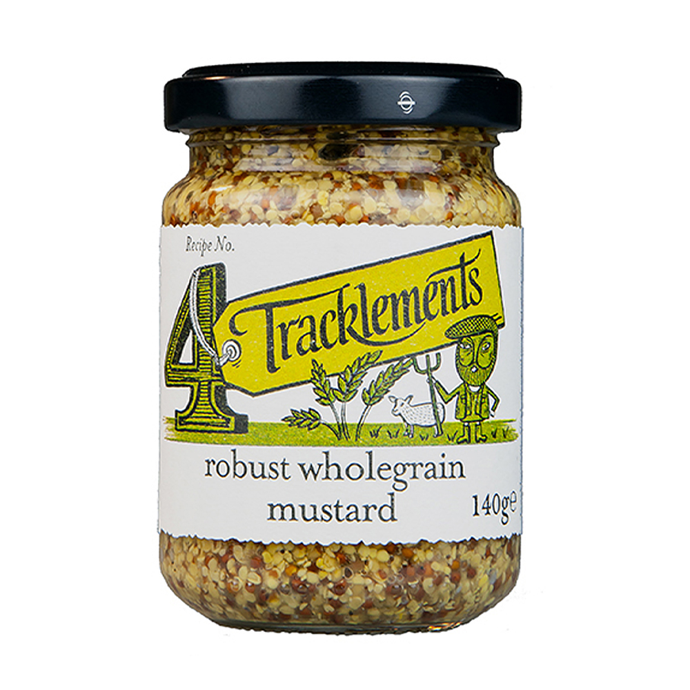 Tracklements Robust Wholegrain Mustard