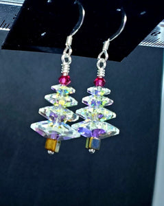 Swarovski Tree Earring Kit Assembly Tutorial