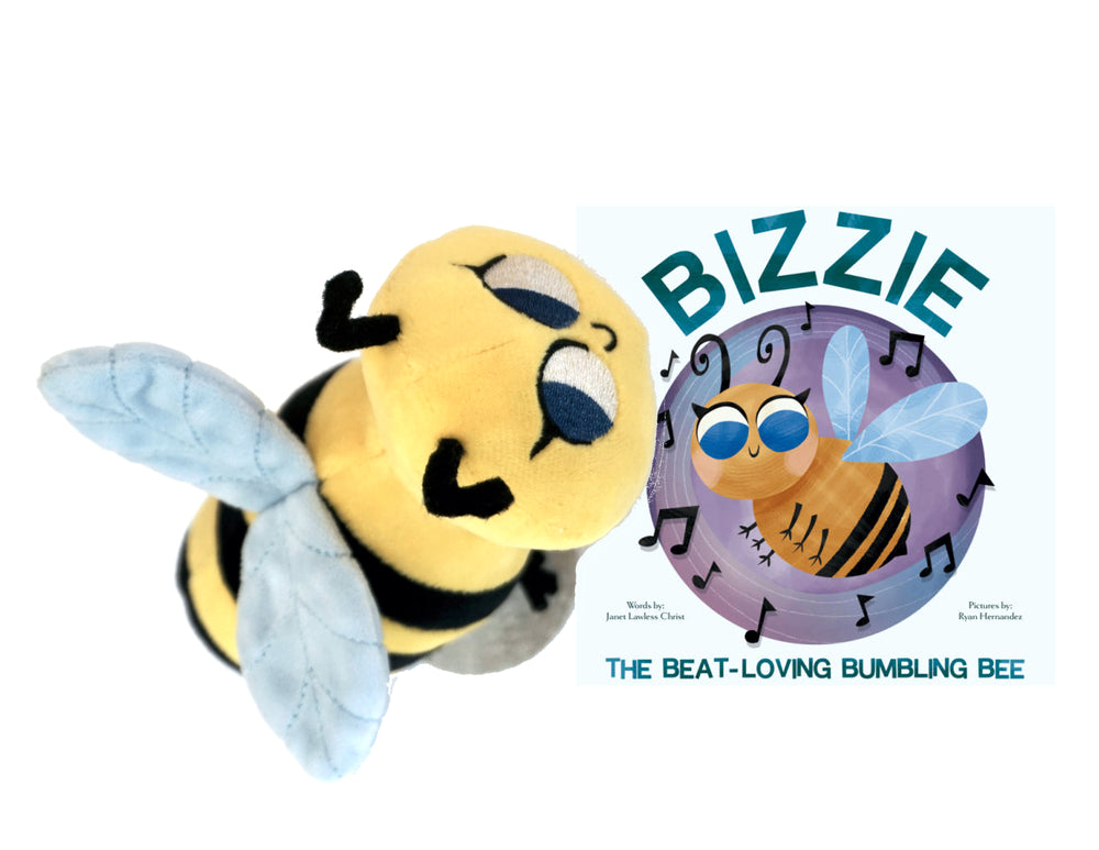 Load image into Gallery viewer, Bizzie Plush Doll