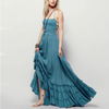Boho Nights Open Back Dress - 2 Love One