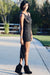 Loving Heart Acid Washed High-Low Dress - 2 Love One
