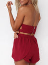 Simona 2 Piece Set in Red - 2 Love One