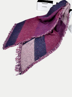 Gigi Colour Block Scarf - 2 Love One