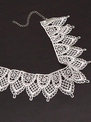 Hana All Lace Choker - 2 Love One