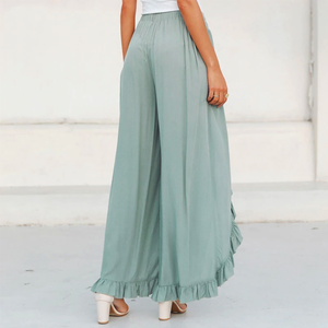 Kiernan Distressed High Waist Pant - 2 Love One