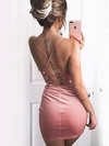Lola Velvet Bodycon Dress - 2 Love One