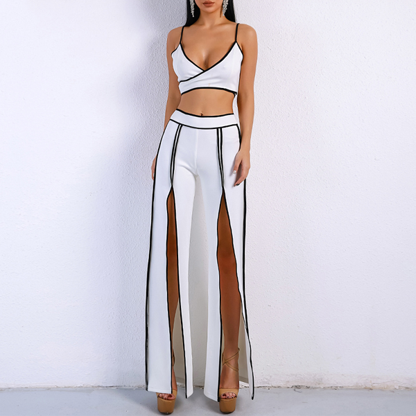 No Complaints Two-Piece Set
