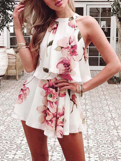 Sammie Floral 2 Piece Set - 2 Love One