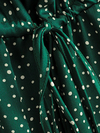 Vintage Green Polka Dot Dress - 2 Love One