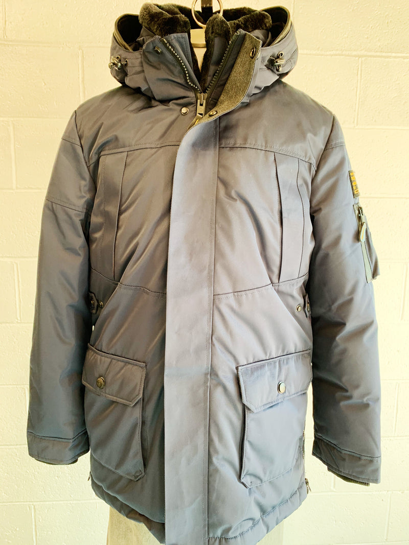 Down Filled Puffer Jacket