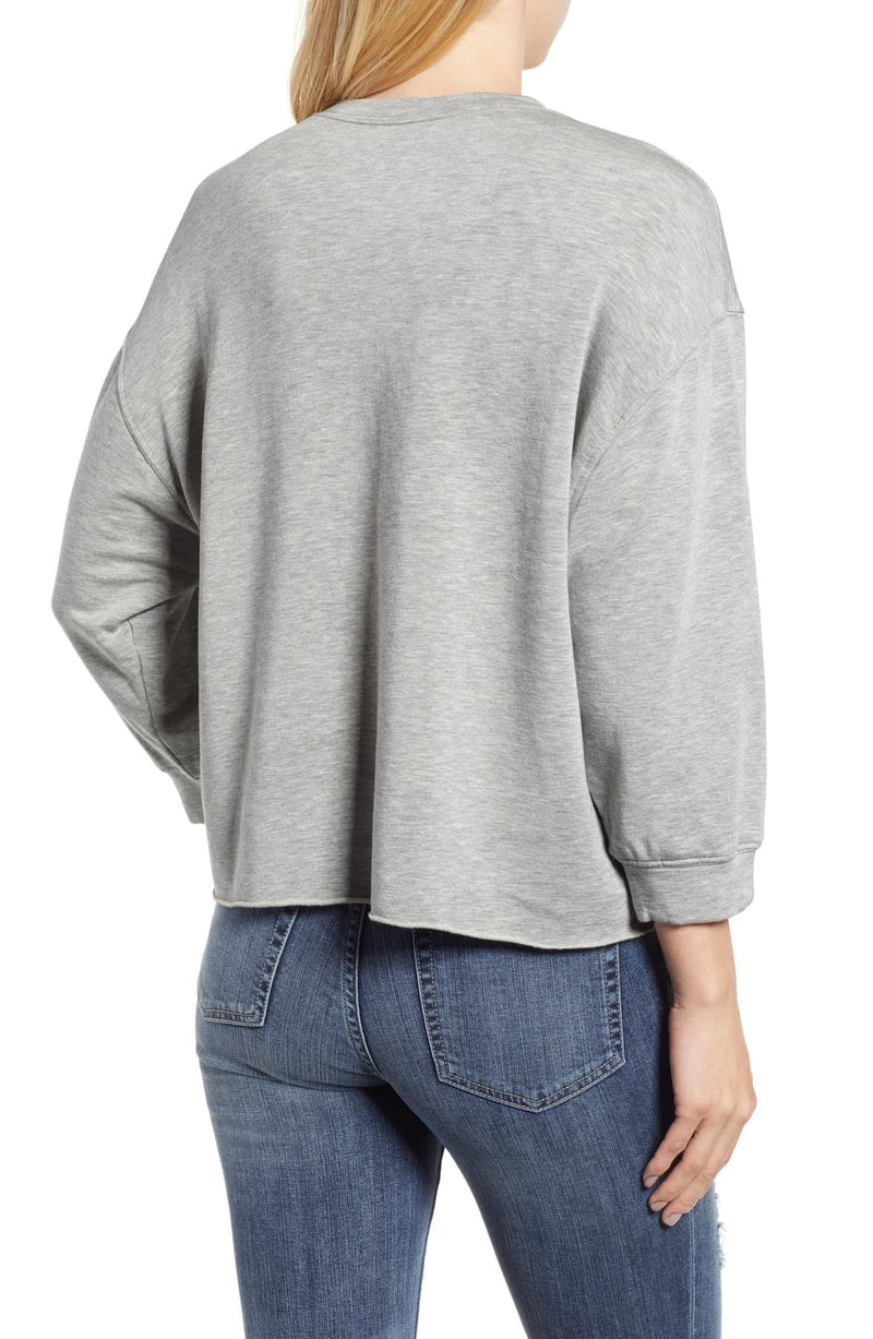 Anelly 3/4 Sleeve Sweater