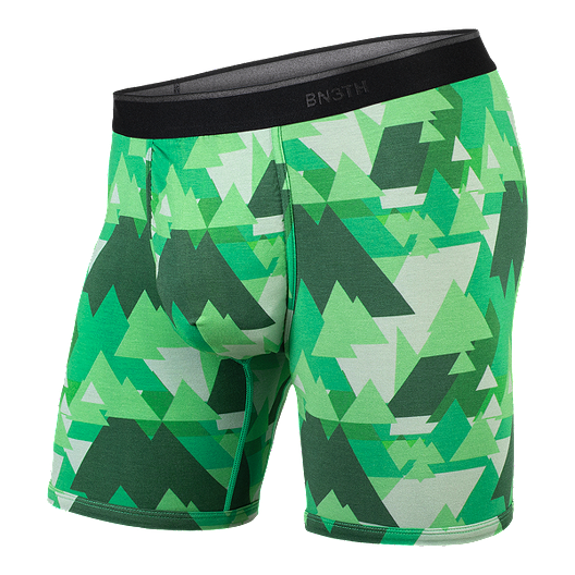 "Green Classic 6.5"" Boxer Brief"