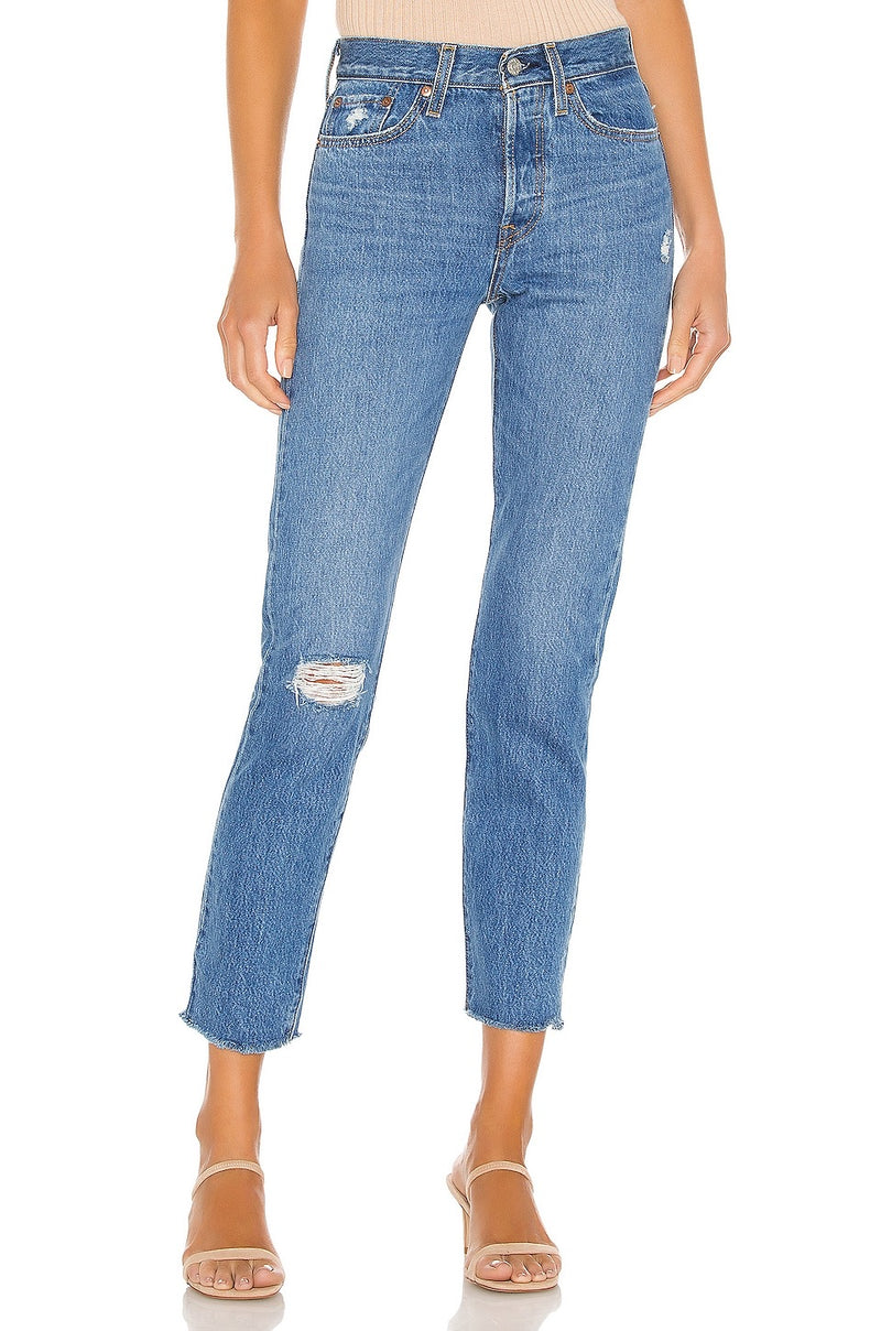 Wedgie Icon High Rise Jeans