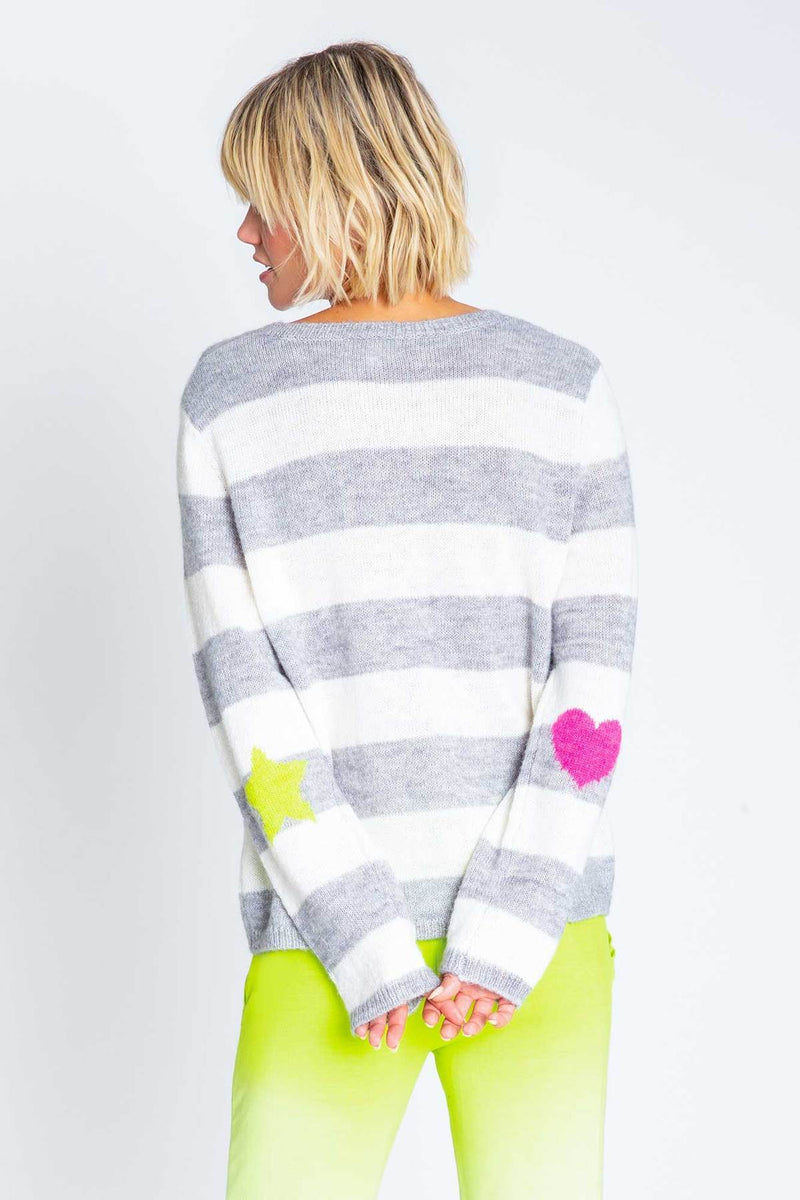 Neon Pop Sweater