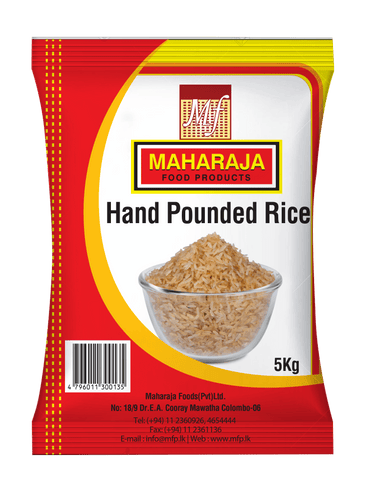 Hand Pounded Rice
