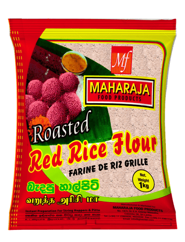 Roasted Red Rice Flour