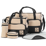 Baby Diaper Bag Set