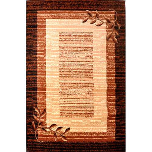 Wilda Black/Brown/Beige Area Rug