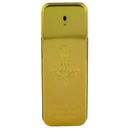 1 Million by Paco Rabanne Eau De Toilette Spray (Tester) 3.4 oz (Men)