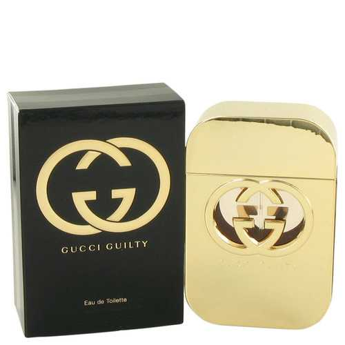 Gucci Guilty by Gucci Eau De Toilette Spray 2.5 oz (Women)