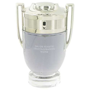 Invictus by Paco Rabanne Eau De Toilette Spray (Tester) 3.4 oz (Men)