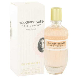 Eau demoiselle Eau Florale by Givenchy Eau De Toilette Spray (2012) 3.3 oz (Women)