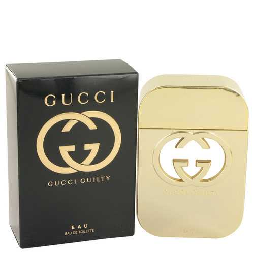 Gucci Guilty Eau by Gucci Eau De Toilette Spray 2.5 oz (Women)