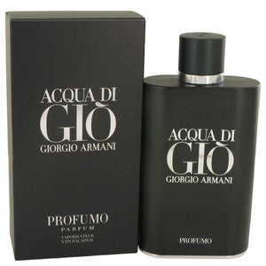 Acqua Di Gio Profumo by Giorgio Armani Eau De Parfum Spray 6 oz (Men)
