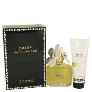 Daisy by Marc Jacobs Gift Set -- 3.4 oz Eau De Toilette Spray + 2.5 oz Body Lotion (Women)