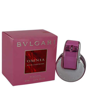 Omnia Pink Sapphire by Bvlgari Eau De Toilette Spray 2.2 oz (Women)