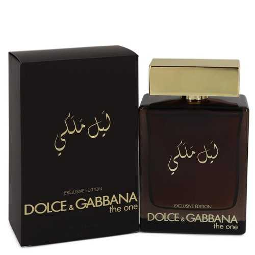 The One Royal Night by Dolce & Gabbana Eau De Parfum Spray (Exclusive Edition) 5 oz (Men)