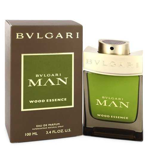 Bvlgari Man Wood Essence by Bvlgari Eau De Parfum Spray 3.4 oz (Men)