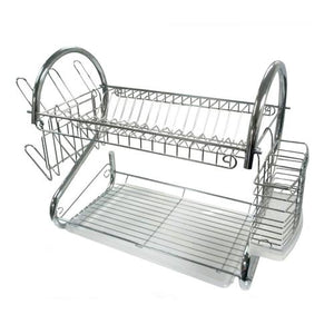 Better Chef 22-Inch Chrome Dish Rack