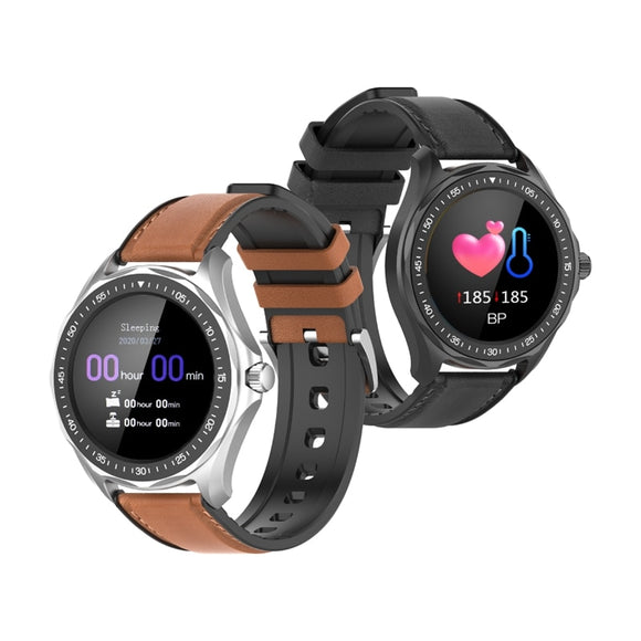 BlitzWolf Official Store BW-HL3 Smart Watch Heart Rate Blood Pressure Monitor Fitness Track Sport 2020 Smartwatch For Men Women